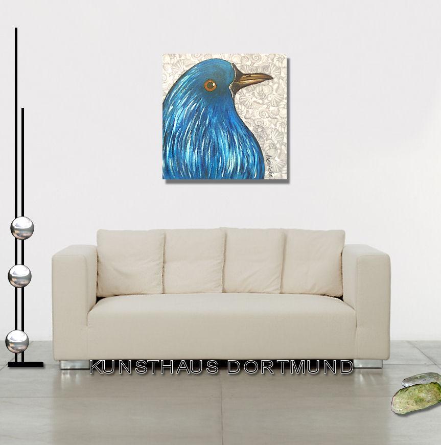 kunst in dortmund gem lde abstrakte bilder original martina wernicke ebay. Black Bedroom Furniture Sets. Home Design Ideas